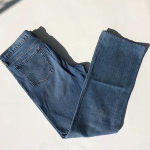 Gap Jeans Premium Bootcut Stretch Denim 31/12